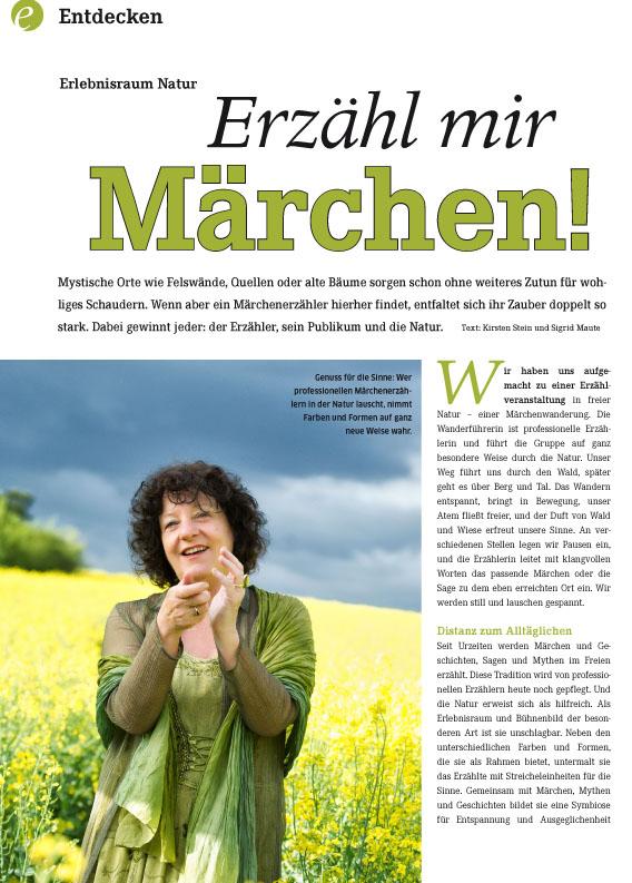 Wanderlust – Erzähl mir Märchen!